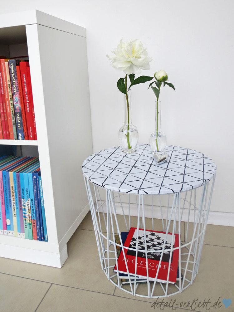 tisch umstyling diy und gutschein giveaway f r. Black Bedroom Furniture Sets. Home Design Ideas