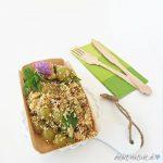 """www.detail-verliebt.de: Leckere Picknick-Rezepte im Trend des Urban Street Style im Buch """"City Picknick"""" und Rezept für einen Quinoa-Salat"""