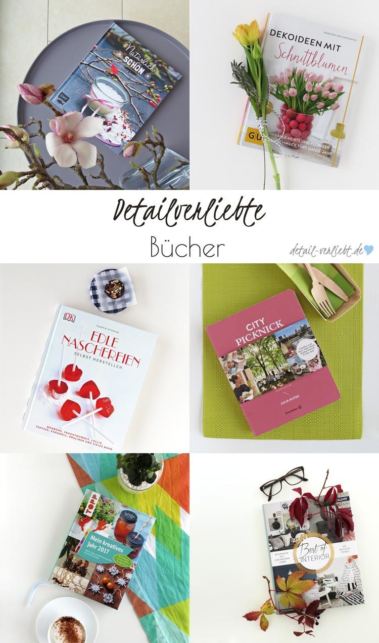www.detail-verliebt.de: Alle Inspirationen und alle Trends 2016 in einem Jahresrückblick: DIY, Backen, detailverliebte Bücher, Interior und vieles mehr.