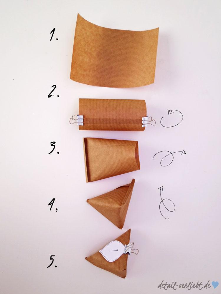 www.detail-verliebt.de: Adventskalender günstig mit Vorlagen schnell und einfach basteln. Alle Materialien hast Du bereits zu Hause.