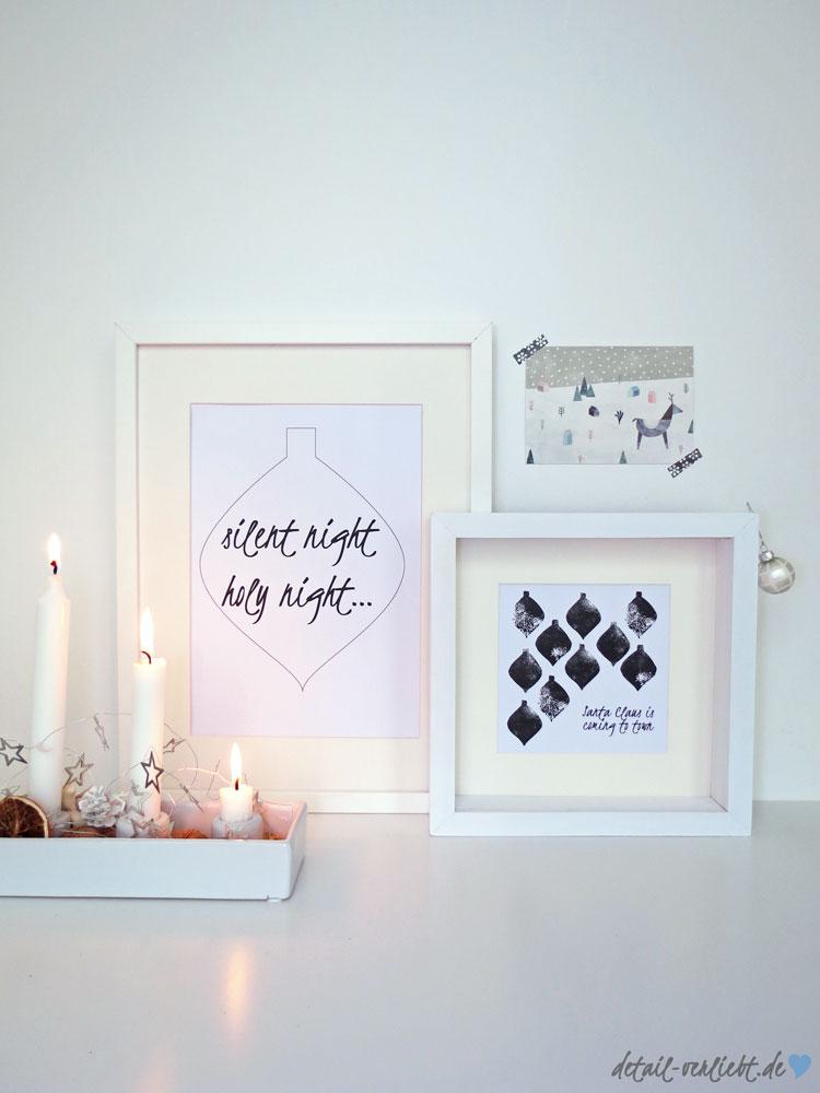 Weihnachtliche Prints