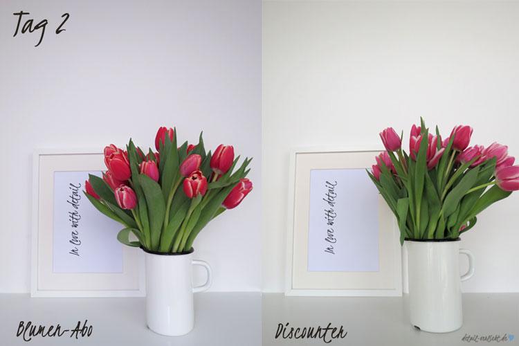 Blumentest Tag 2