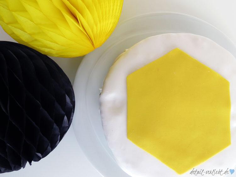 Honig-Zitronen-Torte