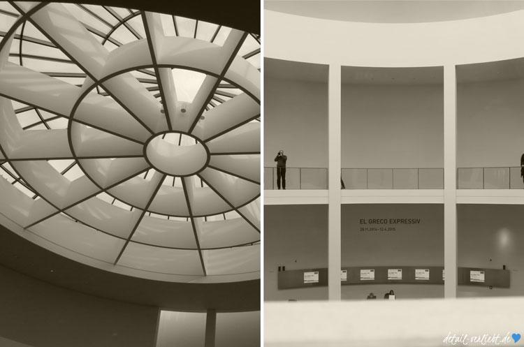 Rotunde der Pinakothek der Moderne