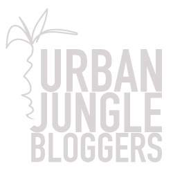 Urban Jungle Bloggers Logo
