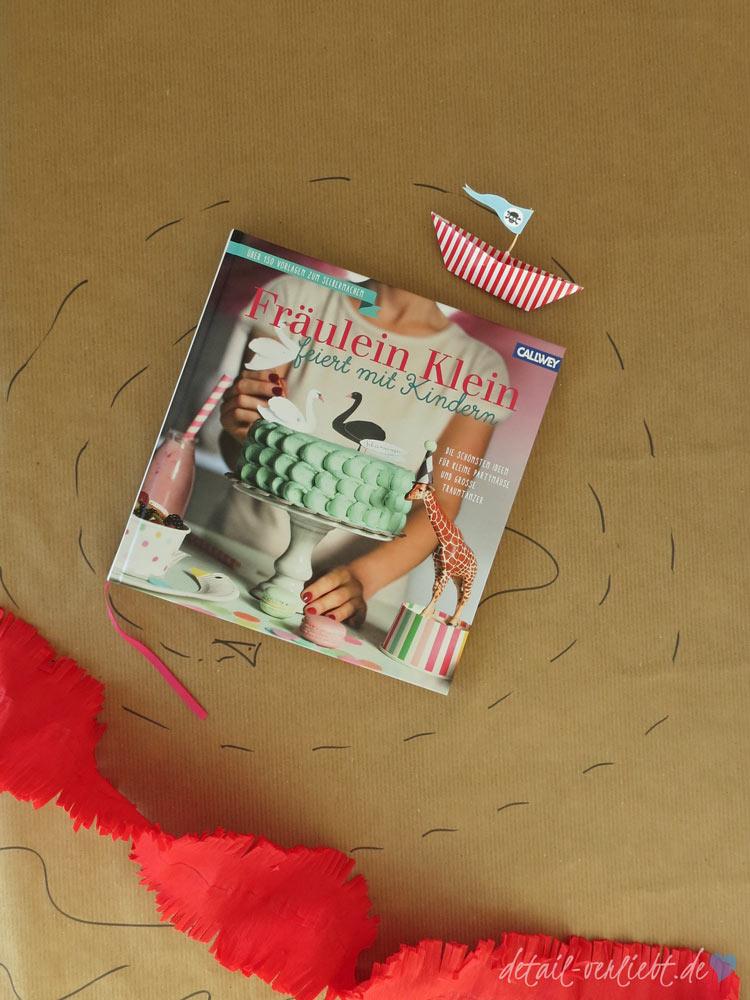 """detail-verliebt.de: In """"Fräulein Klein feiert mit Kindern"""" (Callwey) von Ivonne Bauer dreht sich alles um Mottopartys für Kinder."""