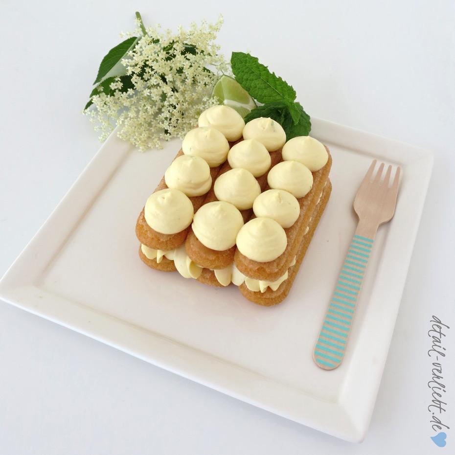 Dieses Holunderblüten Rezept ist lecker und schnell gemacht. Es ist eine raffinierte Alternative zu Holunderblüten Kuchen. Die Holunderblüten Tiramisu kannst Du ganz leicht selber machen. Probieren jetzt dieses leckere Holunderblütensirup Rezept aus!