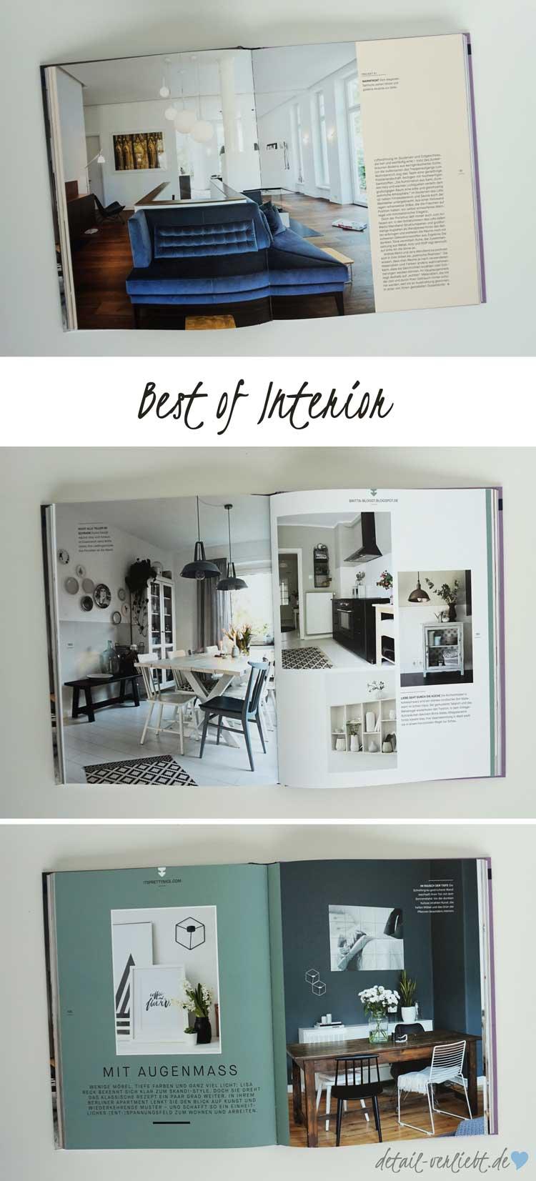"""www.detail-verliebt.de - Was kommt, was bleibt – alle Wohntrends 2018 von Wohnbloggern und Interiorexperten im Buch """"Best of Interior"""" aus dem Callwey-Verlag."""