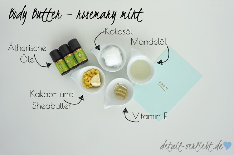 body butter selber machen pflegende naturkosmetik. Black Bedroom Furniture Sets. Home Design Ideas