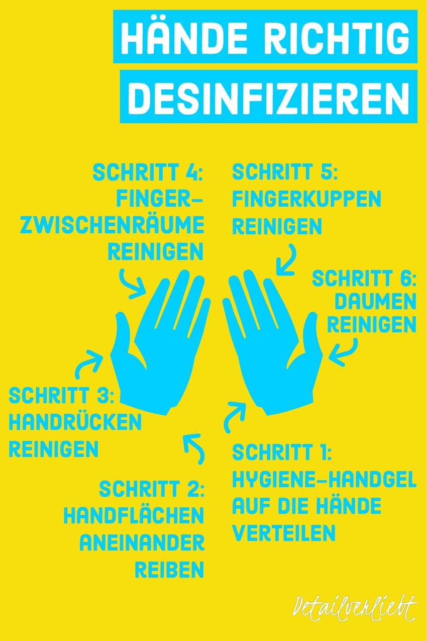 www.detail-verliebt.de: Für die schnelle Handhygiene unterwegs kannst Du mit wenigen Inhaltsstoffen ganz leicht ein Hygiene-Handgel selber machen: antiviral und antibakteriell. #diykosmetik #kosmetikselbermachen #handhygiene #hygiene
